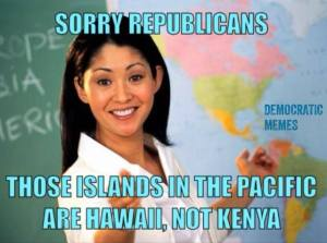 Republican Geography
