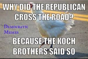 Koch Brothers' Chicken
